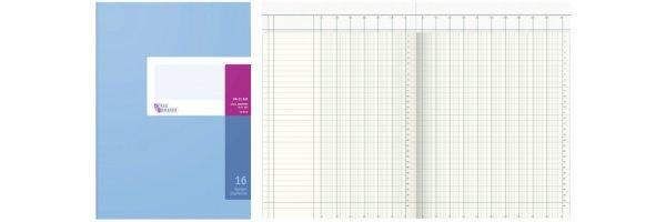 Journal- & Spaltenbücher