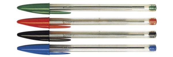 Kugel-, Tinten- & Gelschreiber