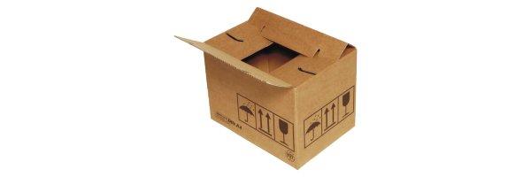 Verpacken & Versenden