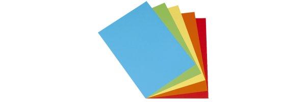 Kopierpapier, farbig