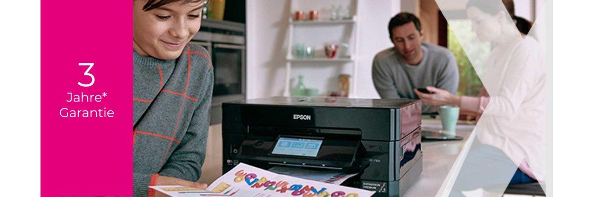 Drucken ohne Patronen: mit dem Epson EcoTank - Drucken ohne Patronen: mit Epson EcoTank