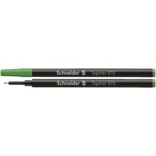 Fineliner-Mine TOPLINER 970, grün, 0,4 mm, passend für TOPLINER 911