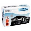 RAPID Heftklammern 73/6mm Super Strong, verzinkt, 5000...
