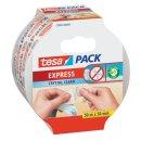 tesa Packband von Hand einreißbar, kristall-klar,...