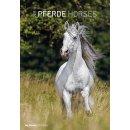 "AlphaEdition Bildkalender ""Pferde"" - 24 x 34 cm"