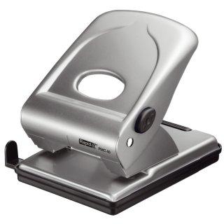 RAPID Starker Bürolocher FMC40, Metall, 40 Blatt, silber