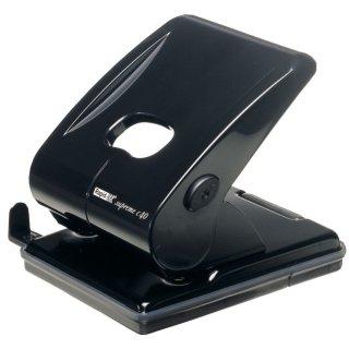 Starker Bürolocher SC40, Kunststoff/Metall, 40 Blatt, schwarz