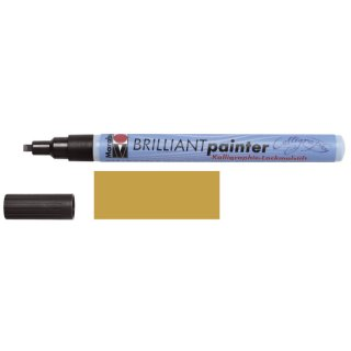 Marabu Brilliant Painter Gold 084, 1-2,5 mm Kalligrafie