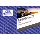 222 Fahrtenbuch - A6 quer, steuerlicher km-Nachweis, 40...