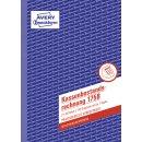 Avery Zweckform® 1758 Kassenbestandsrechnung, DIN A5,...