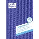 723 Lieferschein, DIN A5, vorgelocht, 2 x 50 Blatt,...