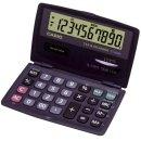 Solar-Taschenrechner SL-210TE, Größe: 120 x 73...