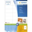 4670 Etiketten Premium A4, weiß 66x33,8 mm Papier...
