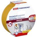tesa doppelseitiges Montageband Powerbond für Innen,...