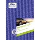 1222 Fahrtenbuch - A5, steuerlicher km-Nachweis, 32...