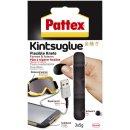 Kintsuglue flexible Klebeknete - 3x 5 g, schwarz