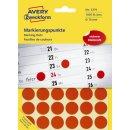 Avery Zweckform® 3374 Markierungspunkte, 18 mm, 22...