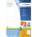 8634 Premium Etikett - weiß, 70x42,3 mm, permanent,...