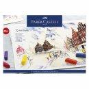 Faber-Castell Creative Studio Softpastellkreiden Mini, 72...