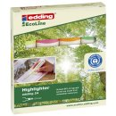 24 Textmarker Highlighter EcoLine - nachfüllbar,...