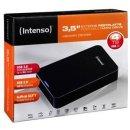 HDD Center USB3.0 4TB schwarz INTENSO EXTERNE HARD DISK,...