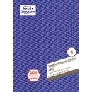 2863 Verarbeitungsverzeichnis DSGVO - A4, 28 Blatt