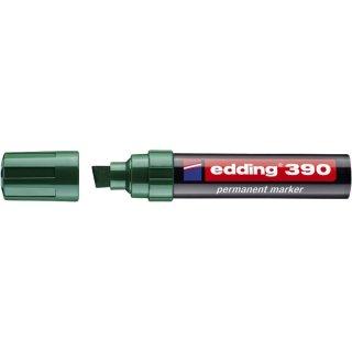 390 Permanentmarker - nachfüllbar, ca. 4 - 12 mm, grün