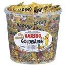 Fruchtgummi - mini Goldbären, 100 Minibeutel