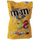 m&ms Schokolinsen Peanuts Erdnüsse - 150 g