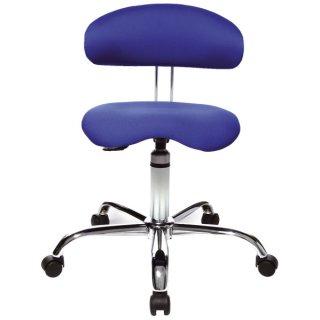 Fitness-Drehstuhl SITNESS 40 blau