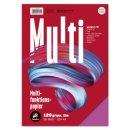 Multifunktionspapier 7X PLUS - A4, 120 g/qm, lila, 35 Blatt