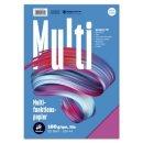 Multifunktionspapier 7X PLUS - A4, 160 g/qm, lila, 25 Blatt
