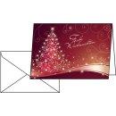 """Weihnachts-Karten """"Christmas Swing"""" - A6 (A5),..."""
