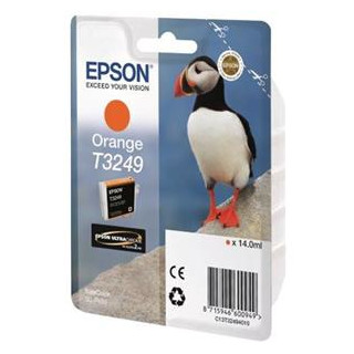 EPSON TINTE FÜR SURECOLOR P400 ORANGE T3249