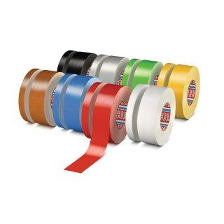 tesaband® 4651 Premium, 50m x 19mm, gelb
