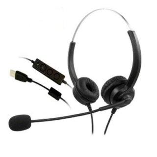 MediaRange kabelgebundenes Stereo-Headset