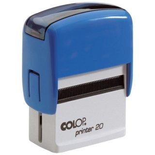 Printer 20 - für max. 4 Zeilen, 14 x 38 mm