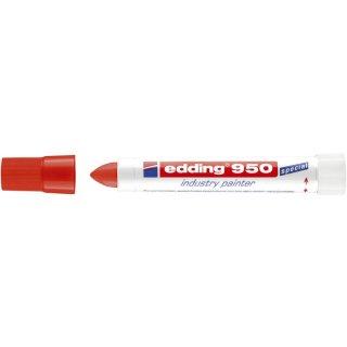 950 Spezialmarker industry painter - 10 mm, rot