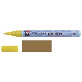 Marabu Brilliant Painter Zimt 163, 1-2 mm