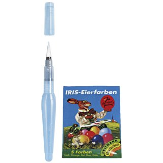 Pinselstift AquashBrush - breit, 10 ml