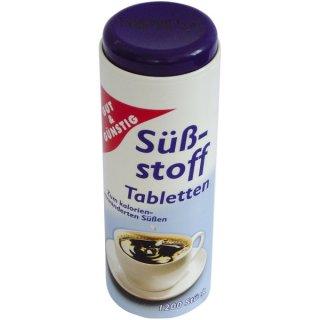 Süßstoff - Tischspender