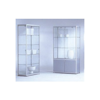 Niedervolt-Beleuchtung 5 x 20 Watt für Ausstellungs- und Sammlervitrinen INSIDE