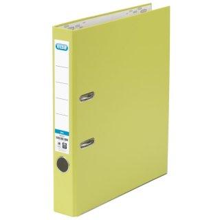 Ordner smart Pro (PP/Papier) - A4, 50 mm, hellgrün