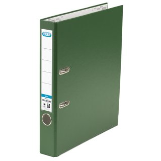 Ordner smart Pro (PP/Papier) - A4, 50 mm, grün