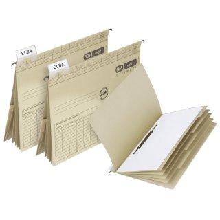 Hefter Kredit/Personal vertic® ULTIMATE®, A4 240g