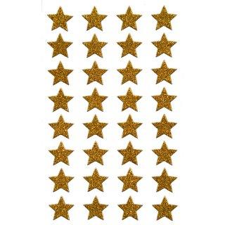 Avery Zweckform® Z-Design 52274, Weihnachtssticker, Sterne, 1 Bogen/32 Sticker