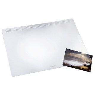 Schreibunterlage MATTON - 70 x 50 cm, transparent matt