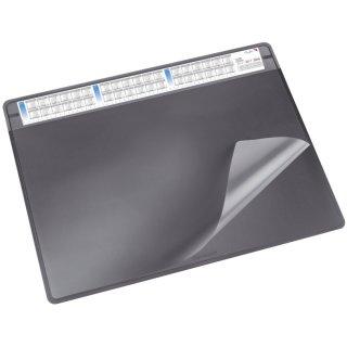 Schreibunterlage DURELLA soft - 65 x 50 cm, schwarz