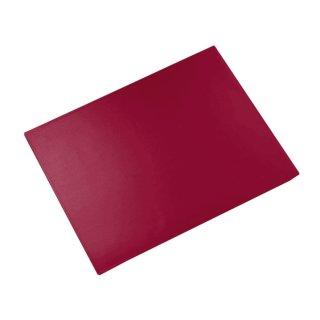 Schreibunterlage DURELLA - 53 x 40 cm, rot