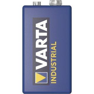 Batterie INDUSTRIAL 9V E-Block - Alkaline 4022 6LR61